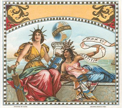 cigar label image